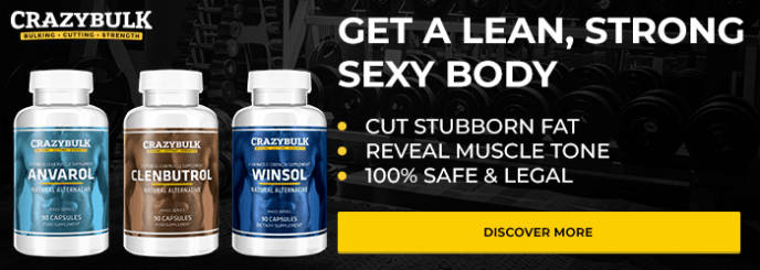 crazy bulk cutting legal steroids stack