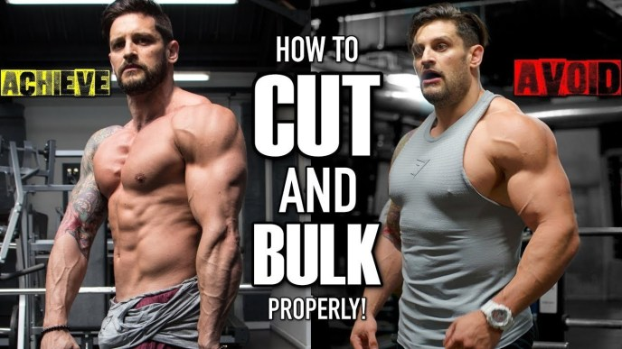 Bulking cycle vs cutting steroid cycles