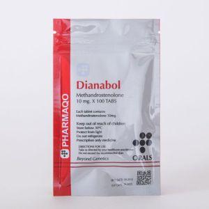 DIANABOL 10MG Tablets by Pharmaqo Labs