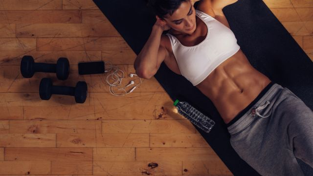 abs workout for females