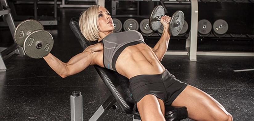 best bodybuilding workouts for women