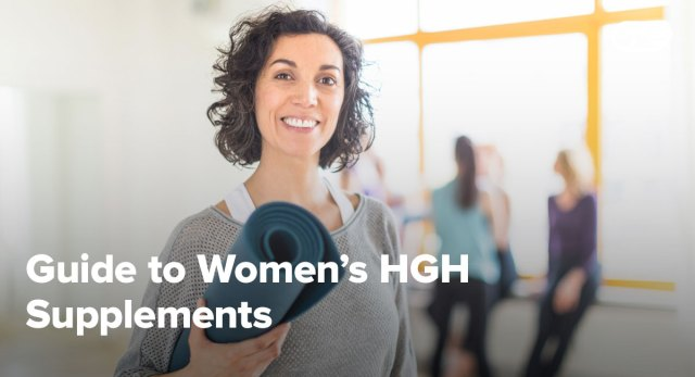 guides on women HGH supplements