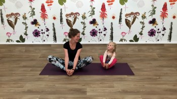 Permalink to: Kinderyoga
