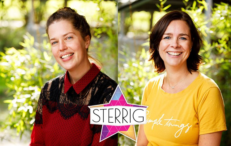 Jiska en Nynke van Sterrig