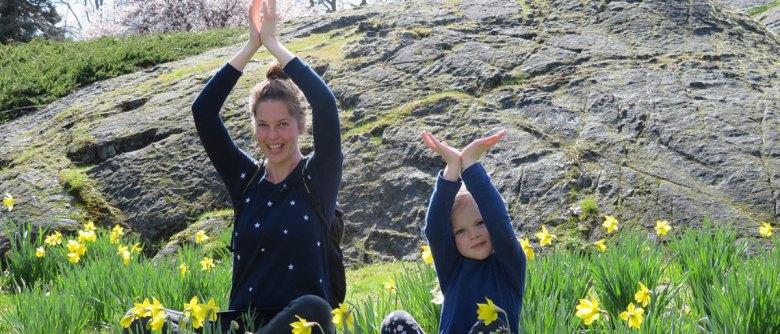 Thema Yoga Lente