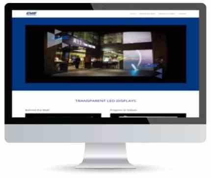 Transparante LED displays, GWS-Tech-Europe - by SterX