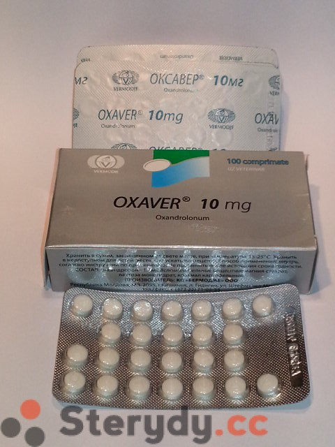 Oxaver 100tabl/Oxandrolone