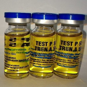 MIX Testosterone Propionate 50mg/ml +Trenbolone Acetate 50mg/ml