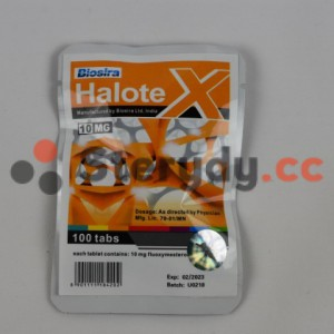 BIOSIRA HaloteX 10mg