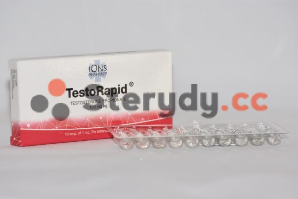 IONS Pharmacy TestoRapid 100 mg
