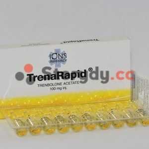 IONS Pharmacy TrenaRapid 100mg