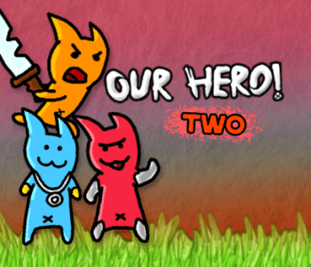 our hero two pc windows steam game