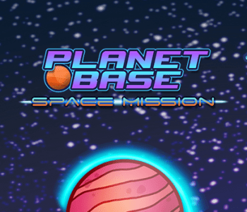 planet base space mission android ios game