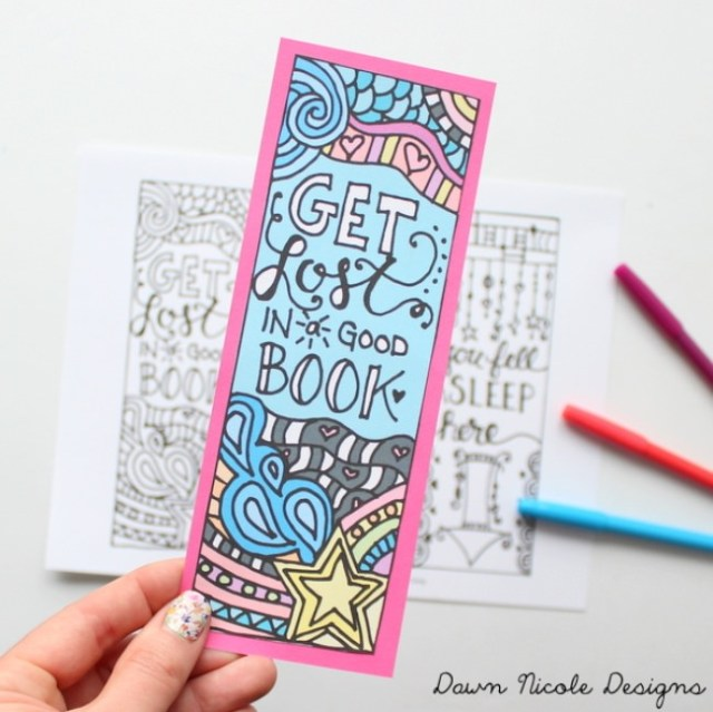bookmark design contest panther