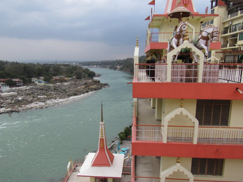 Ganges River at Rishikesh