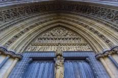 Main Door of Westminster Abbey