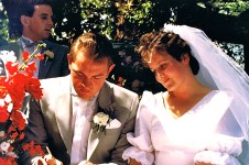 1987 Stephen and Janes Wedding 01