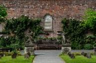 Longleat House Secret Garden