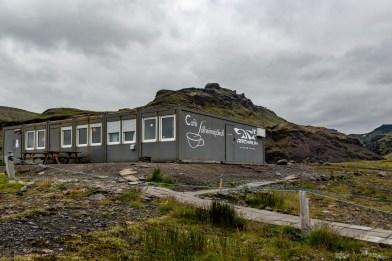 Café Sólheimajökull