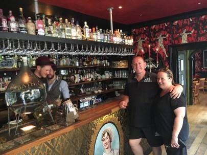Canary Gin Bar - Bath