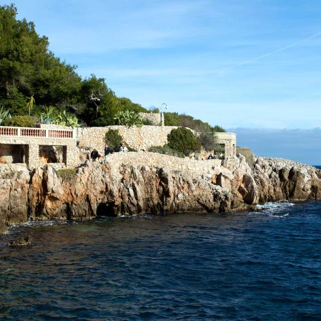 Steve And Carole In Vence - Cap d'Antibes