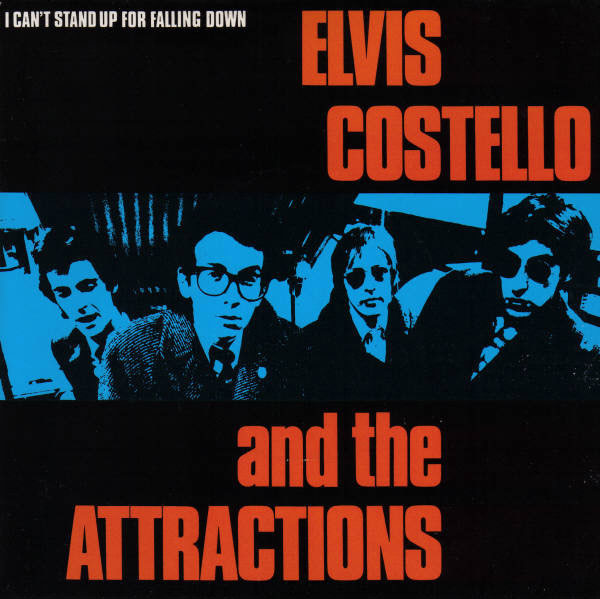 Steve and Carole in Vence - Elvis Costello & The Attractions - I Can't Stand Up For Falling Down