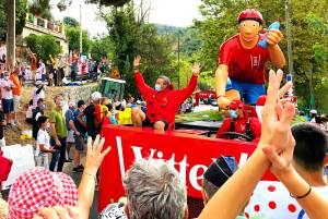 The Tour de France Caravan