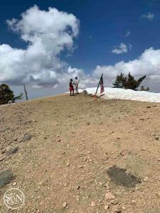 Mt Baden Powel