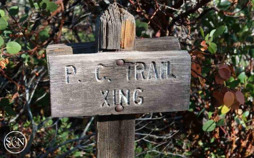 PCT: Hiker Trash & Hiker Town