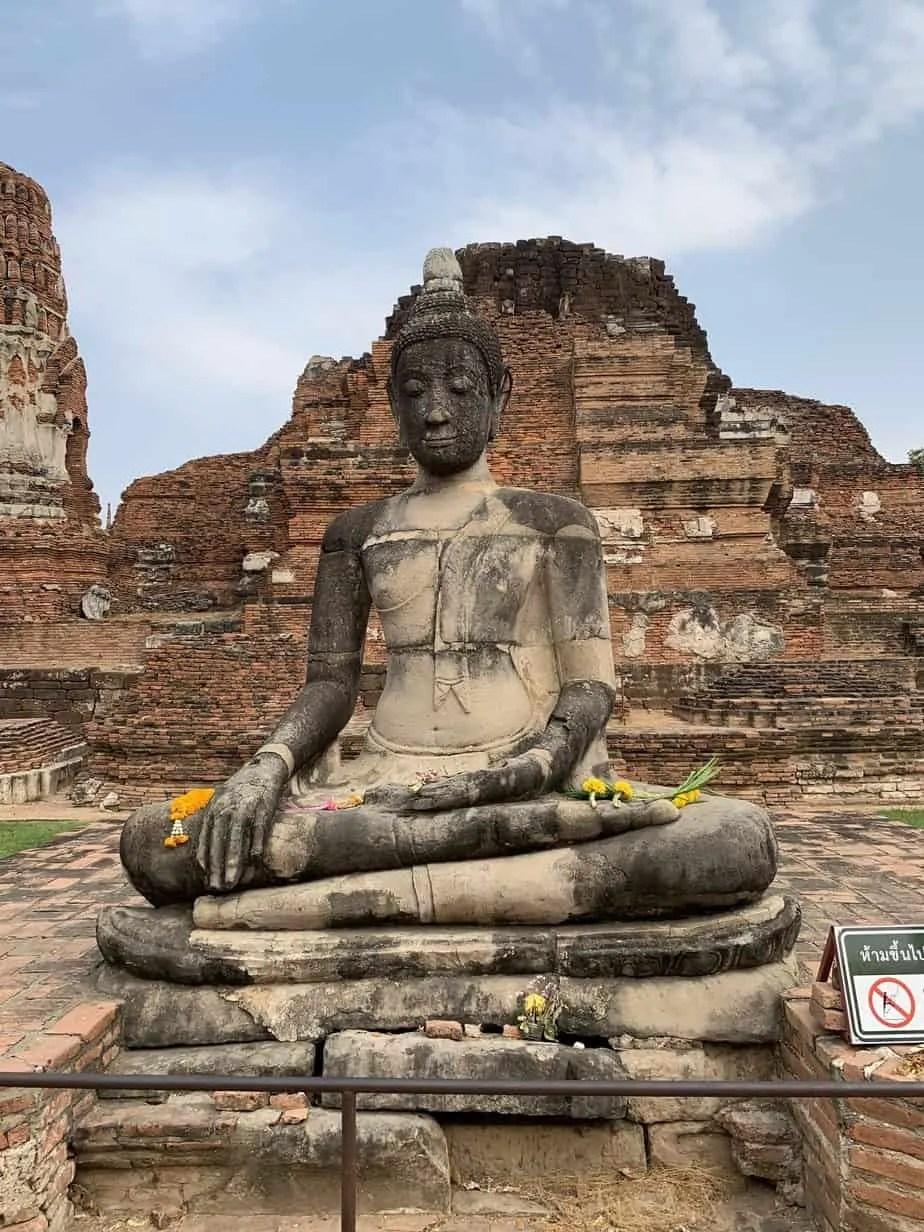 Thailand Wat Suthat Bangkok Temples