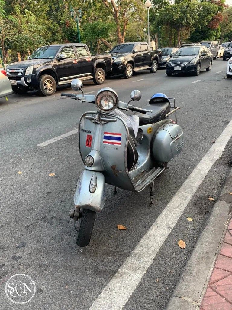 Thailand Scooters