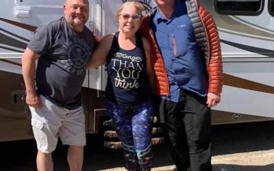 Trail Magic & Hitchhiking