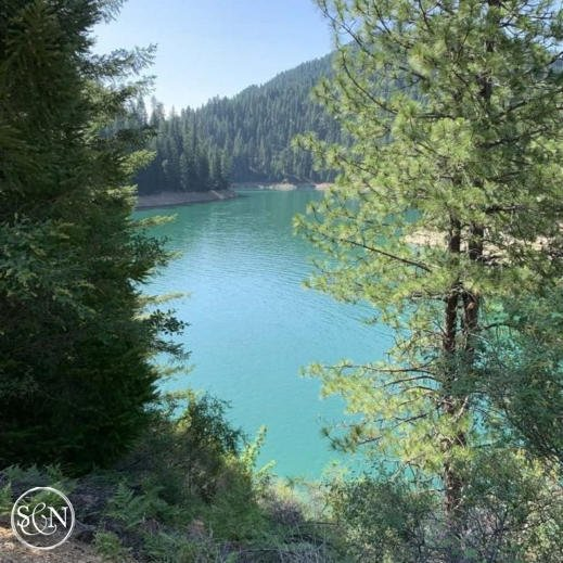 Another gorgeous PCT lake