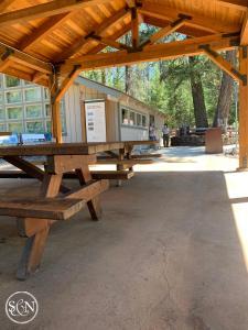 Burney Falls Visitor Center