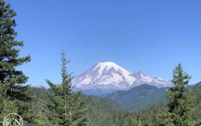PCT Day Hike: Chinook Pass on Mt. Rainier