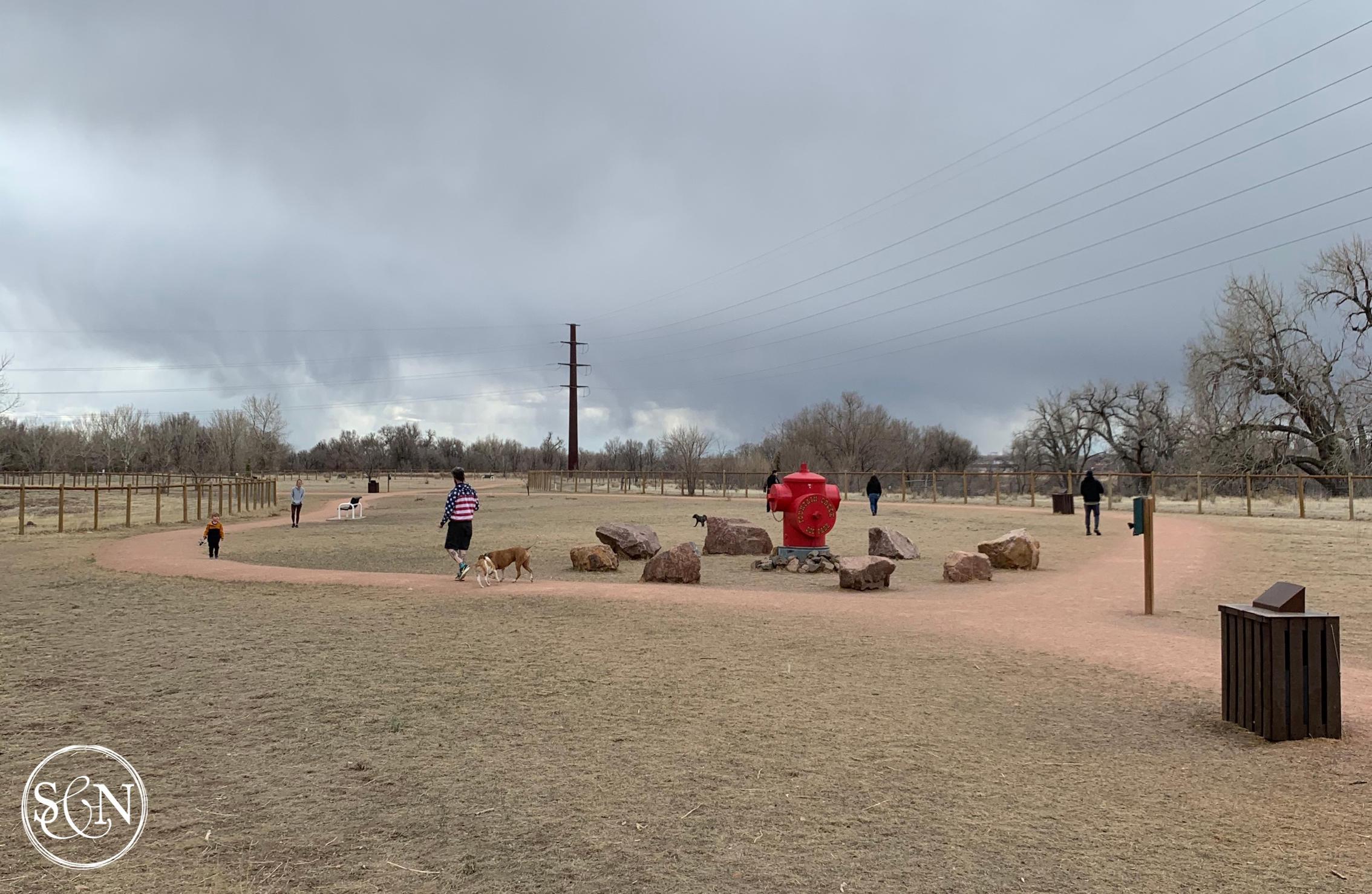 Fountain Creek Dog Park