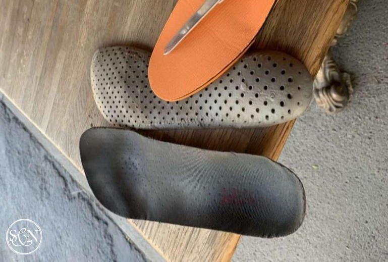 PCT shoes