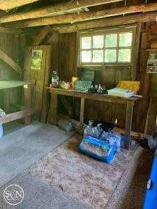 PCT Cabin