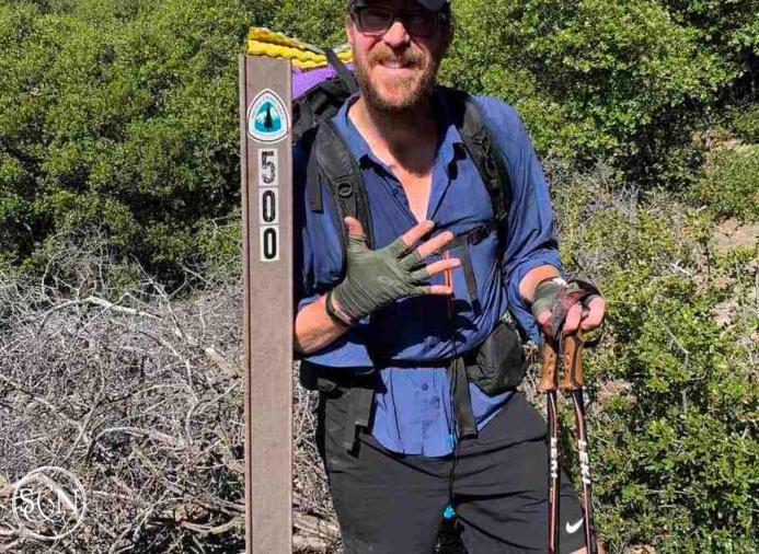 PCT: Day 68: 500 miles