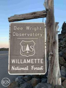 Welcome to Dee Wright Observatory