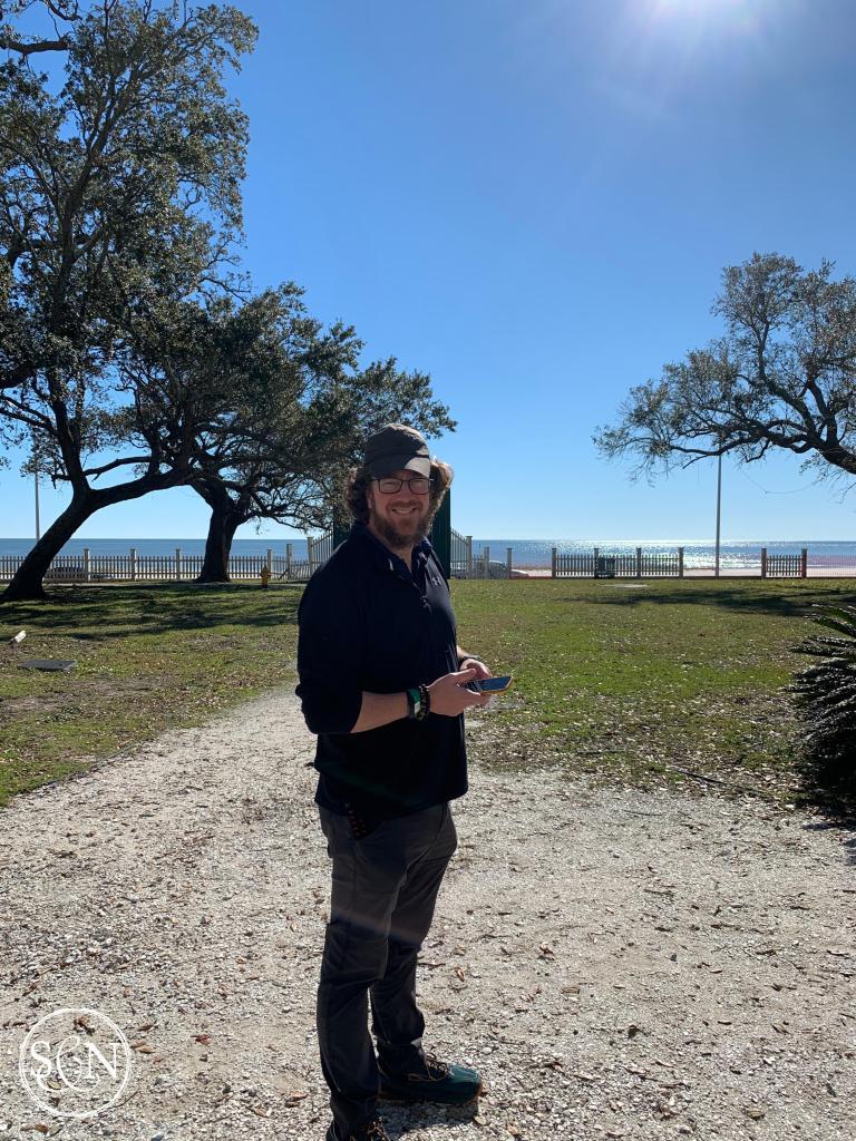 Gulf Coast sunshine