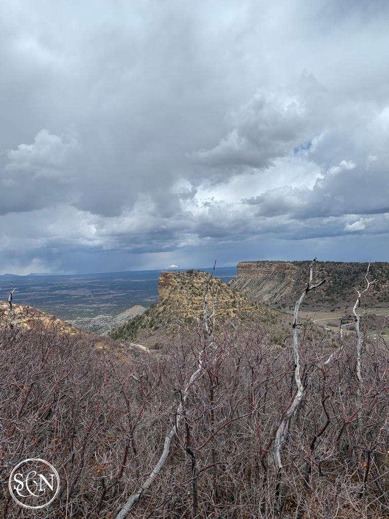 Mesa Verde hiking