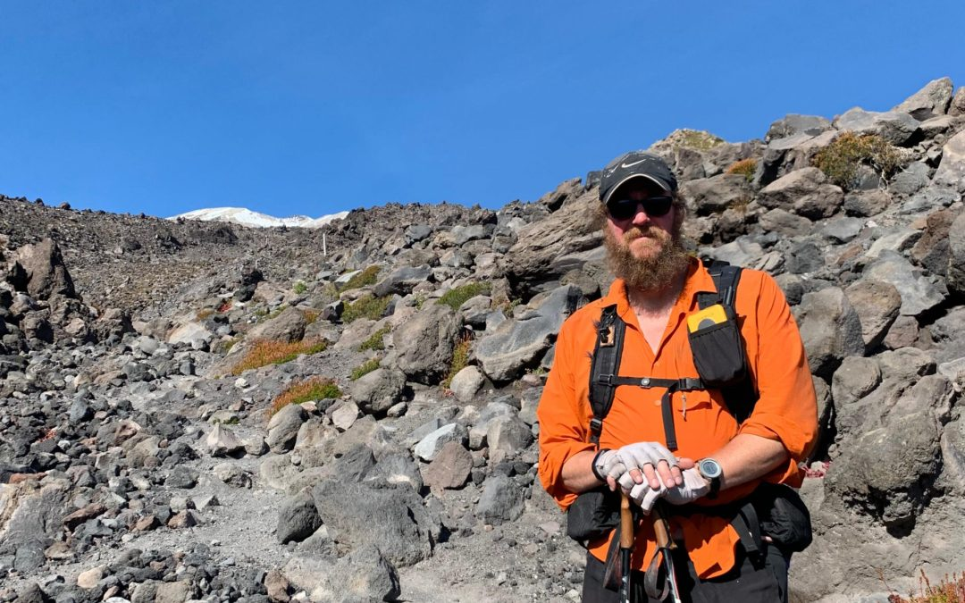 Climbing Mt St Helens – Crater Summit