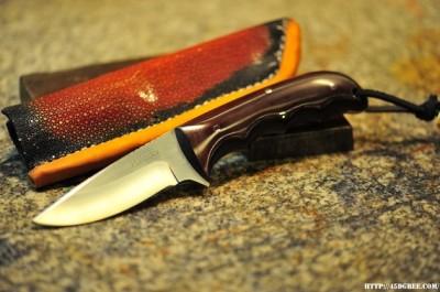 Manta Ray Sheath Halecky Blade Combo2