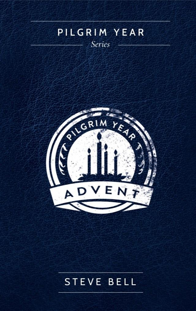Pilgrim Year Advent Book Cover