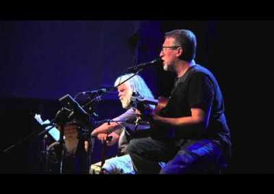 Malcolm Guite & Steve Bell in San Diego — Birth of a Song