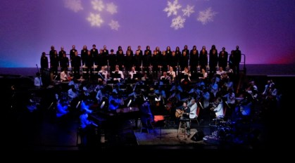 Christmas with the Winnipgeg Symphony and Prairie Voices Choir / 2007
