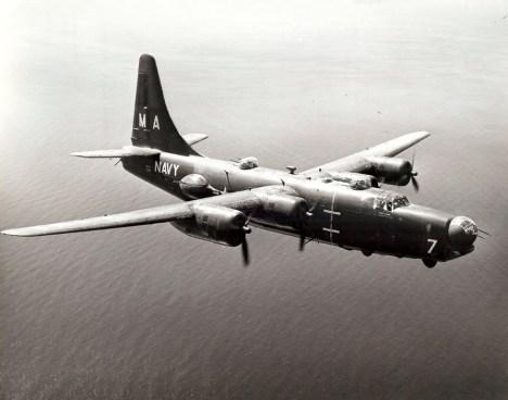 pb4y-2 Privateer Navy ELINT