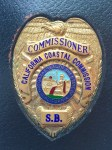 Commissoner Badge