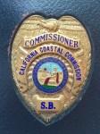 Commissoner Badge
